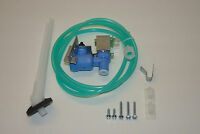 Gibson Sears Refrigerator Single Solenoid Ice Maker Water Valve With Water Line