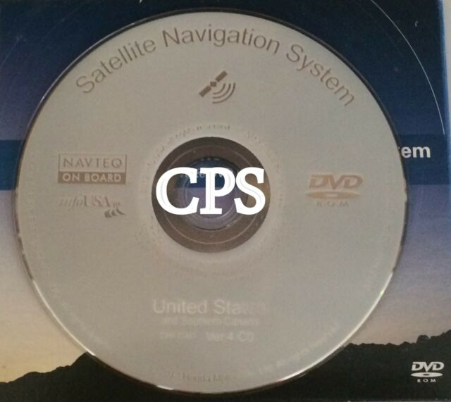 2014 ACURA Navigation System DVD UPDATE US VER 4.C0+