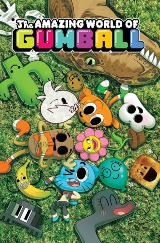 The Amazing World of Gumball   Style B Poster 13x19 inches