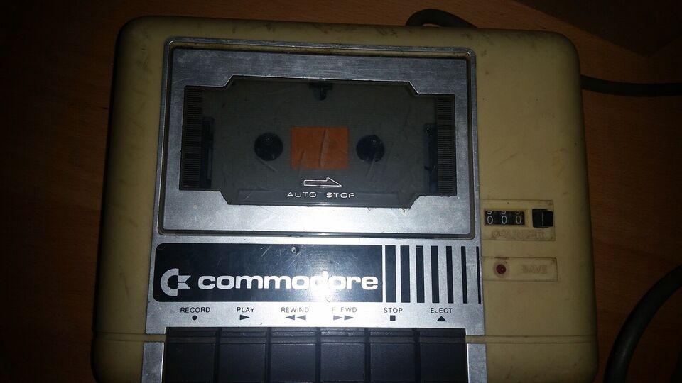 Commodore, tilbehør