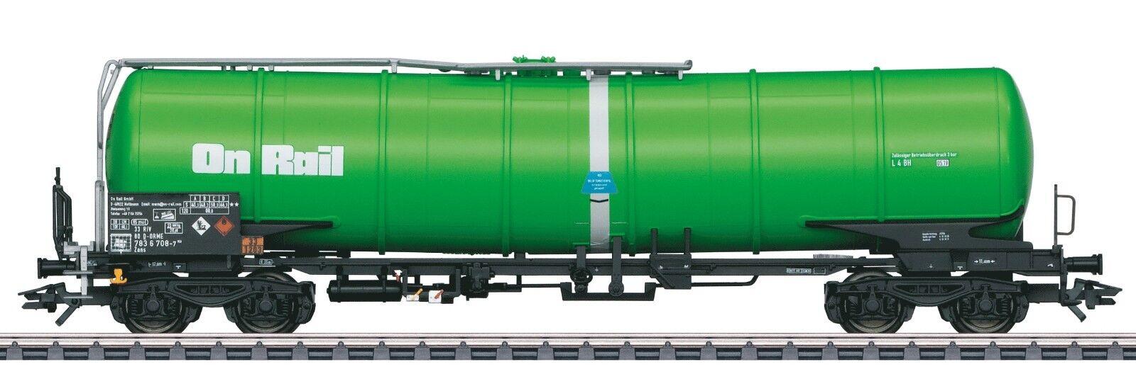 Märklin 47544 Mineralöl-kesselwagen
