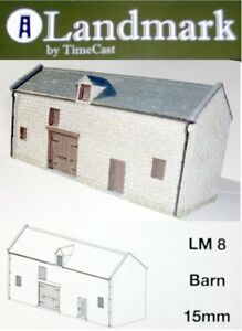 Parts & Accessories Aggressive Landmark Miniatures 15mm Grange #lm8 High Quality And Low Overhead Oo Scale