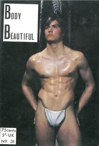 Vintage gay porn magazines