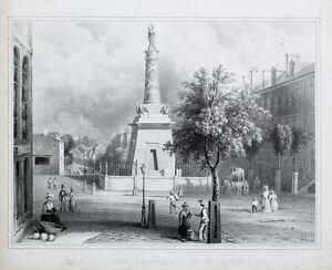 Baltimore-USA-Unabhaengigkeitskrieg-War-of-Independence-Battle-Monument-Denkmal