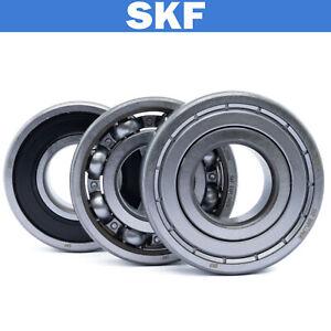 SKF-Kugellager-6200-6201-6202-6203-6204-6205-6206-6207-6208-6210-ZZ-2RS-offen-C3