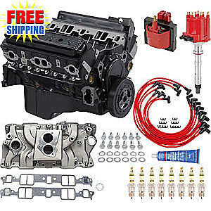 Chevrolet performance 12568758k2 gm goodwrench 350 truck for 350 chevy truck motor