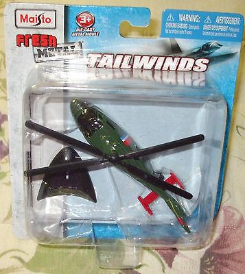 Maisto Fresh Metal Tailwinds Aerospatiale SA 365 Dauphin