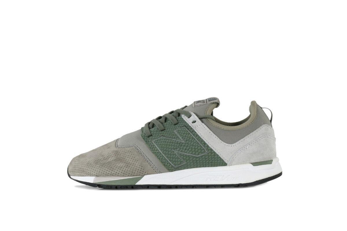 New Balance 247 Luxe Pack Green Grey Revlite Uomo Shoes New Running MRL247RT