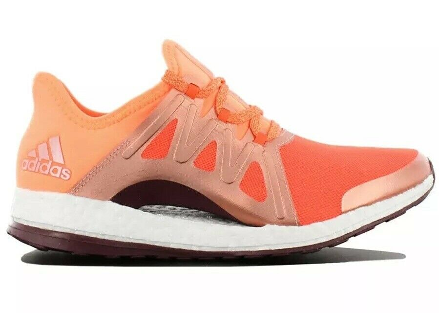 Adidas Pure Boost Xpose Xpose Xpose Women's Size 10.5 Energy Training shoes Peach BB1731 NEW 6612f7