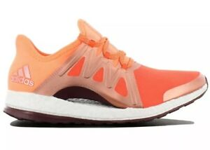 51d2593650c20 Adidas Pure Boost Xpose Women s Size 8.5 Energy Training Shoes Peach ...