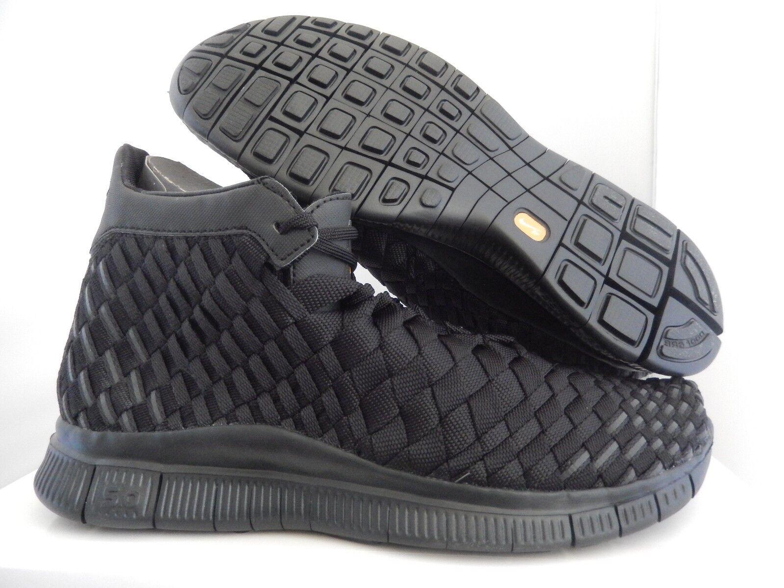 Nike FREE INNEVA Todo Tejido Wvn MID SP Todo INNEVA Negro [800907001] 4b5209