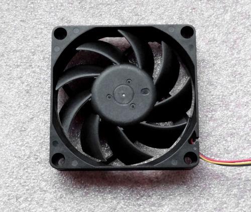 Delta 70mm x 15mm CPU Fan 4 Pin PWM High Airflow 41 CFM Dual Ball AFC0712DB