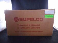 Supelco Glass 4ml Amber Vial Only 15 X 45 X 8mm Screw Top Thread 13 425 1000cs