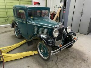 1931 Austin American Austin Coupe
