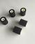 12pcs 36*40mm Ink roller for solid ink coding machine MY-380//DK1000//DK1100 e