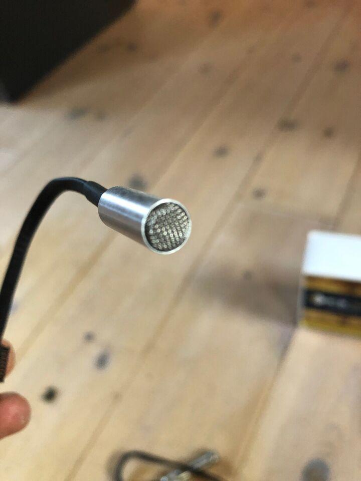 Akustisk Pickup system, K&K Trinity Pro Mini System