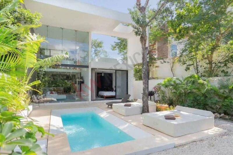 Casa Moderna en venta Tulum la Veleta- Inversión