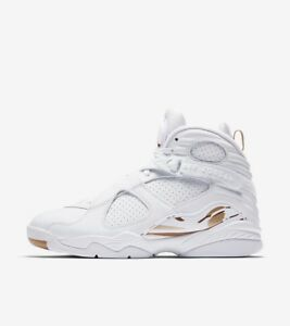save off 8ba66 0b0ed Details about Jordan 8 OVO White Size 12 DEADSTOCK