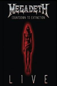 MEGADETH-COUNTDOWN-TO-EXTINCTION-LIVE-DVD-HARD-amp-HEAVY-THRASH-METAL-NEUF