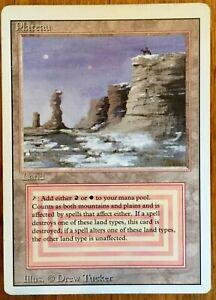 Plateau-LP-MP-Magic-the-Gathering-Revised-MTG-English