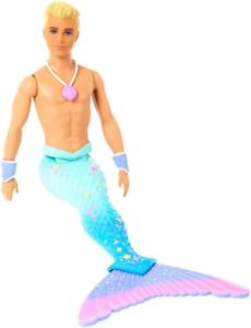 MATTEL Barbie dreamtopia MERMAN KEN