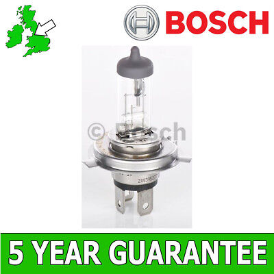 Bosch Pure Light Bulb BLB472 H4 12V 60//55W P43T 1987302041