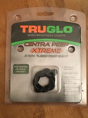TruGlo Archery Centra Peep Sight