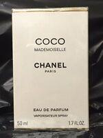 Chanel Coco Mademoiselle Eau De Parfum Spray 1.7 Oz SEALED BOX