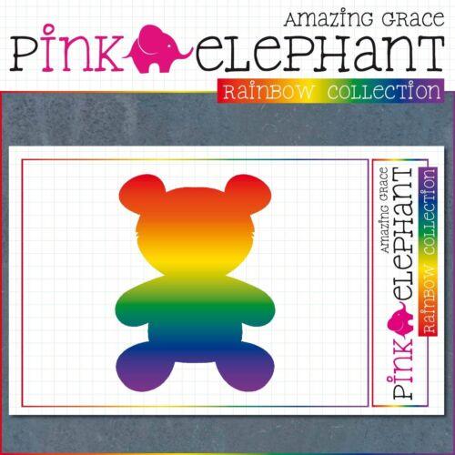 Adesivo-Rainbow 32-ORSETTO-Teddi-CSD Gay Lesbica Gay-Pride