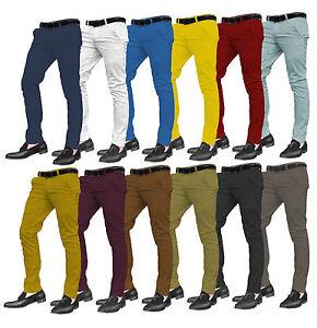 Stretch Skinny Mens Jeans