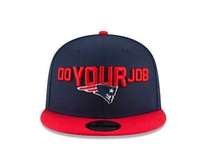 7ade03d9f2e New England Patriots New Era 2018 NFL Draft Spotlight 9FIFTY ...