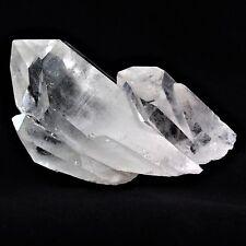 Bergkristallstufe AA - Qualität klar & weiß Bergkristall Stufe Kristallstufe  H3