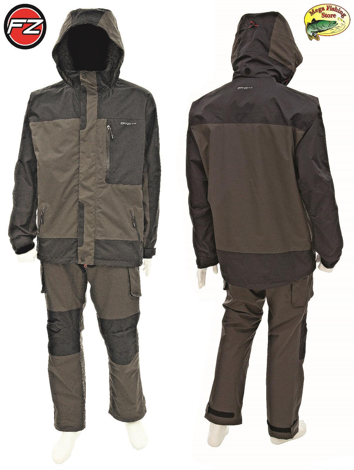 Effzett Technical Angel & outdoor traje-pantalones chaqueta-impermeable transpirable