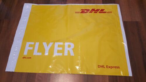500 x expédition DHL sacs pochettes d/'expédition sac sac en plastique 48 x 38 cm