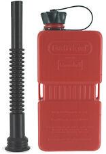 FuelFriend®-BIG CLEAR 2 Liter Mini-Benzinkanister Ölkanister Reservekanister