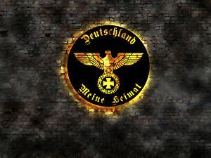 Fahne Flagge Deutsches Reich Deutschland Meine Heimat Reichsadler Ebay