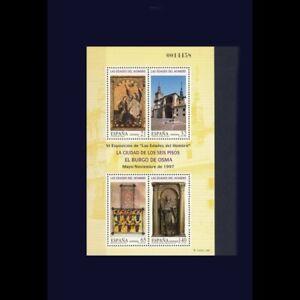 Spagna-Spain-3494-1997-le-Eta-Del-Uomo-Lusso-MNH