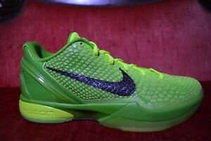 wholesale dealer a9ed0 45fdb Image is loading WORN-1X-Nike-Zoom-Kobe-6-Vi-034-