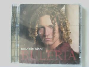 64553 David Bisbal Buleria [NEW & SEALED] CD (2004)