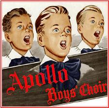 Boy Soprano Soloists of Apollo Boys` Choir USA - 1935 -1955 - C. Cooper Director