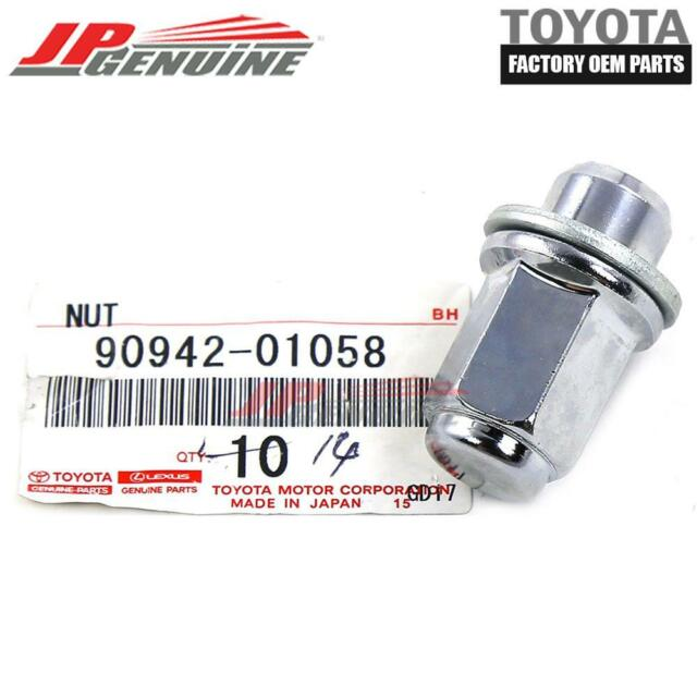 97-01 ES300 One Lug Nut NEW genuine Lexus OEM 9094201058