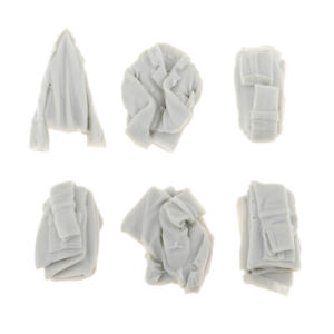 1:35 Scale Resin Soldier Scene Accessories Soldier Models Clothes Shoes Hats