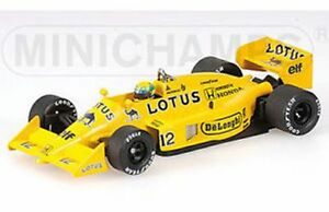MINICHAMPS-Ayrton-Senna-model-race-cars-Lotus-McLaren-Williams-Penske-Kart-1-43