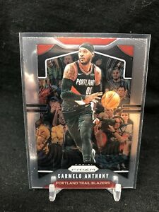 2019-20-Chronicles-CARMELO-ANTHONY-Prizm-Update-510-Portland-Trail-Blazers-A51