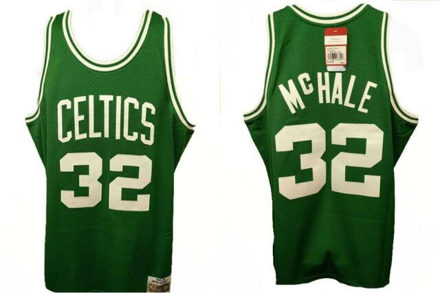 check out 39ad8 ca956 Boston Celtics Kevin McHale Mitchell & Ness Swingman Jersey Green L