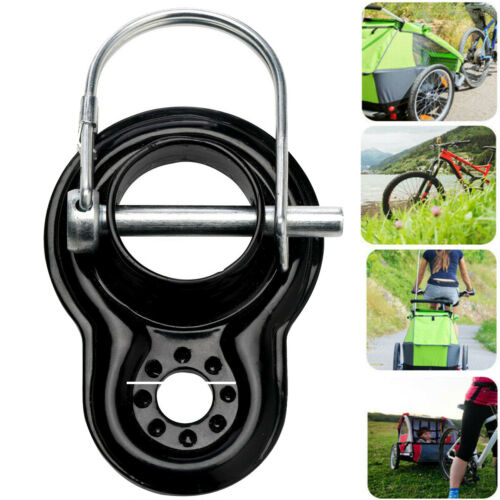Coupler Attachment Schwinn Bike Trailers Instep Bicycle Extra Step Hitch Mount