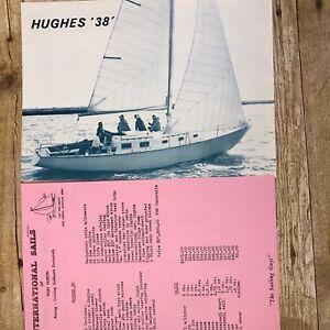 Vintage-Sailboat-Dealer-Sales-Brochure-Prices-Hughes-Boat-Works-38-Boating-Ad