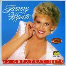 Tammy Wynette - 20 Greatest Hits [New CD]