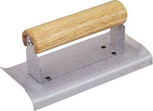 """Mintcraft 16920-3l Concrete Edger, 6"""" X 3"""", Carbon Steel"""