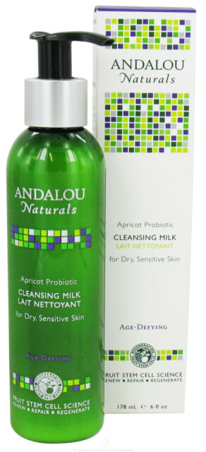Andalou Naturals Apricot Probiotic Cleansing Milk For Sale Online Ebay